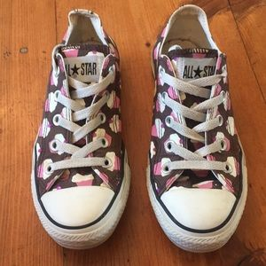 Converse All Star Cupcake shoes